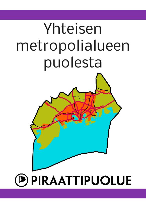 Yhteisen metropolialueen puolesta